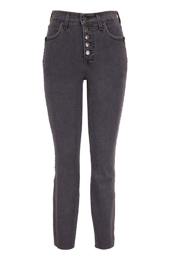 Veronica Beard Debbie Stonington High-Rise Skinny Jean