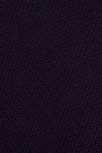 Tom Ford - Solid Navy Woven Necktie