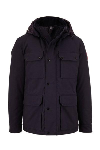 Moncler - Navy Blue Four Pocket Field Jacket