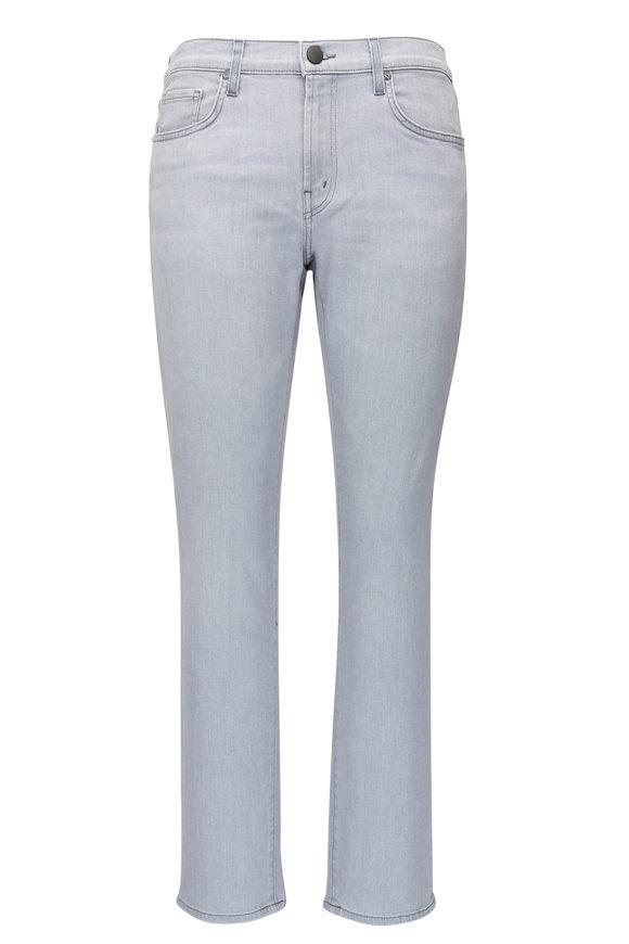 J Brand Tyler Greylite Comfort Stretch Slim Fit Jean