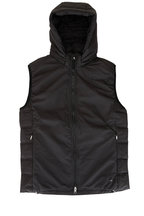 WAHTS - Hedley Matte Black Commuter Vest