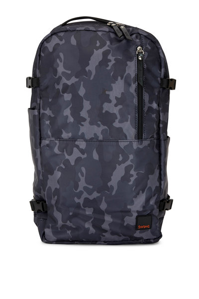 Swims - Motion Night Camo Nylon Backpack