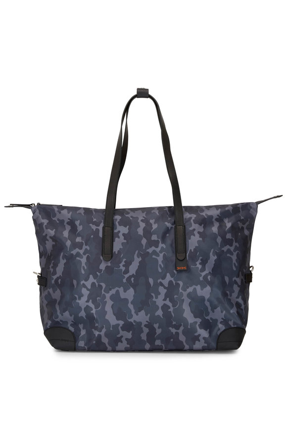 Swims Holdall Night Camo Duffle Bag