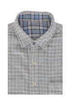 Faherty Brand - Belmar Cloud Plaid Reversible Sport Shirt