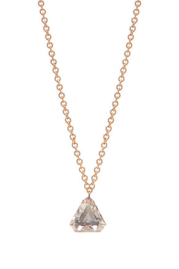 """Paul Morelli 18K Yellow Gold Sequence Pendant Necklace, 24"""""""