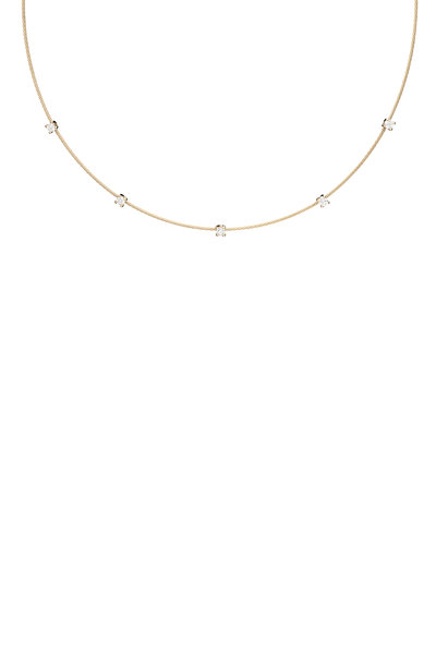 Paul Morelli - 18K Yellow Gold Wire Necklace
