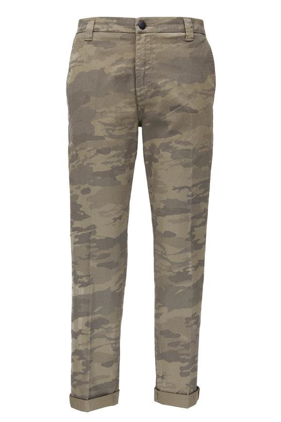 J Brand Kieran Snow Camo Trousers