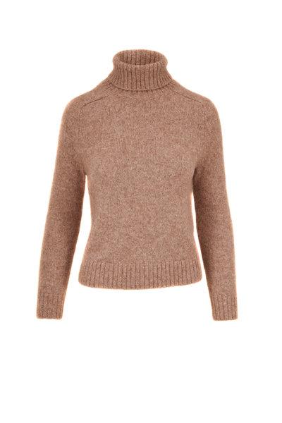 Nili Lotan - Atwood Pecan Turtleneck Sweater