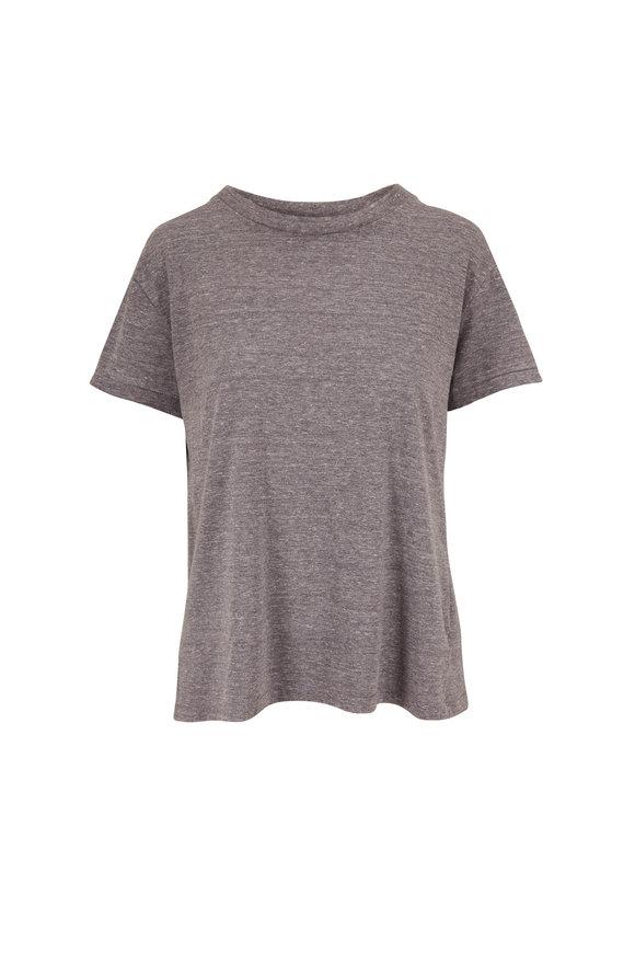 Nili Lotan Brady Heather Gray T-Shirt