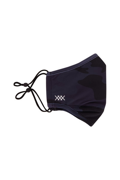 Rhone Apparel - Navy 3-Layer Protective Face Mask