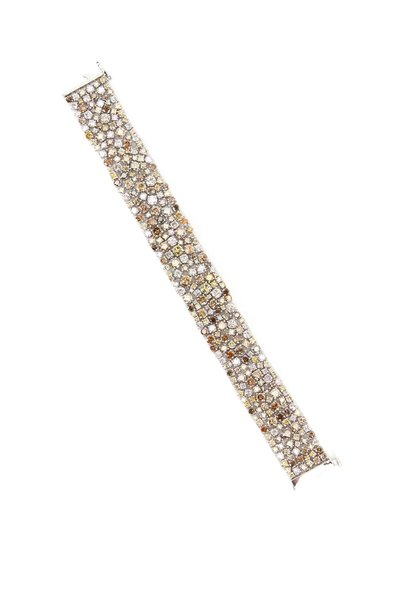 Louis Newman - Fancy Diamond Bracelet