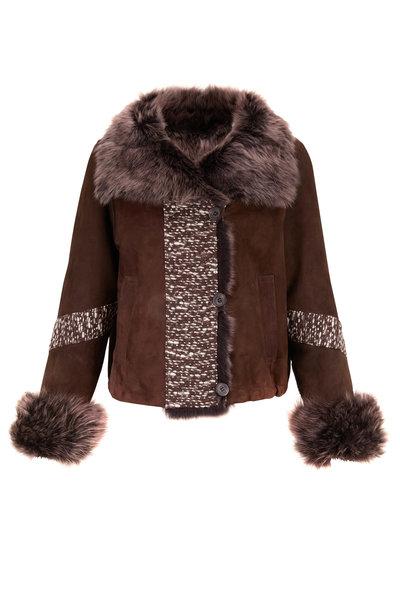 Viktoria Stass - Brown Brisa Toscano Jacket