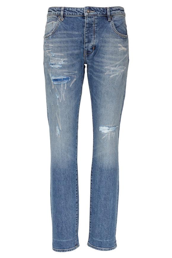 NEUW Lou Lifetime Selvedge Slim Fit Jean