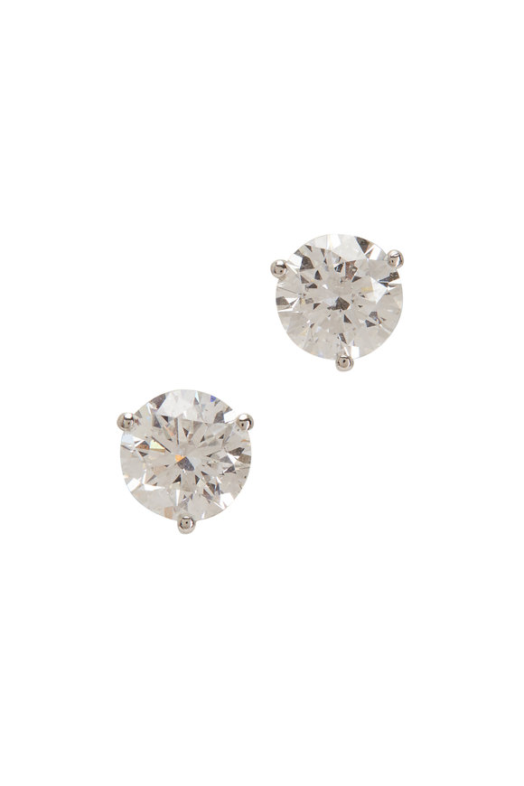 Lowy & Co Diamond Stud Earrings