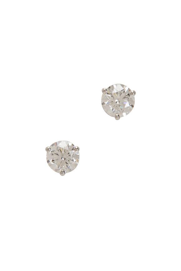 Lowy & Co Diamond Stud Earrings