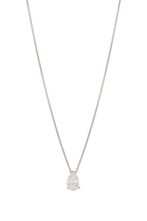 Lowy & Co Diamond Pendant Necklace