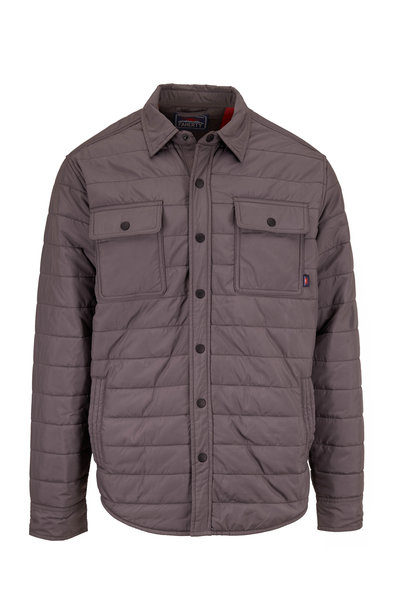 Faherty Brand - Atmosphere Ash Packable Jacket
