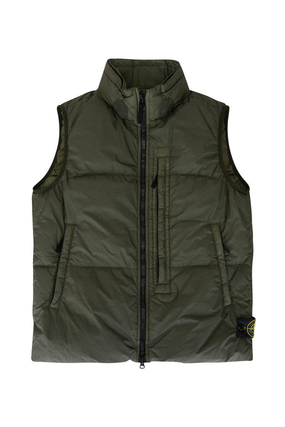 Stone Island Musk Quilted Down Vest