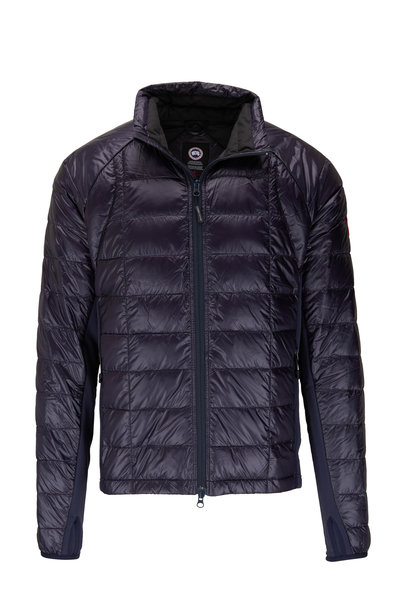 Canada Goose - Navy Hybridge Light Jacket