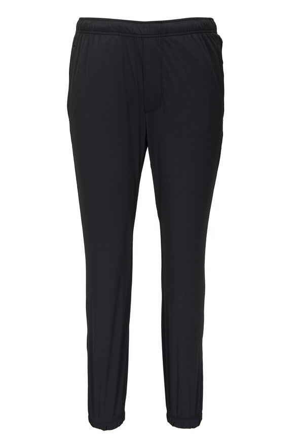Fourlaps Flex Black Performance Jogger