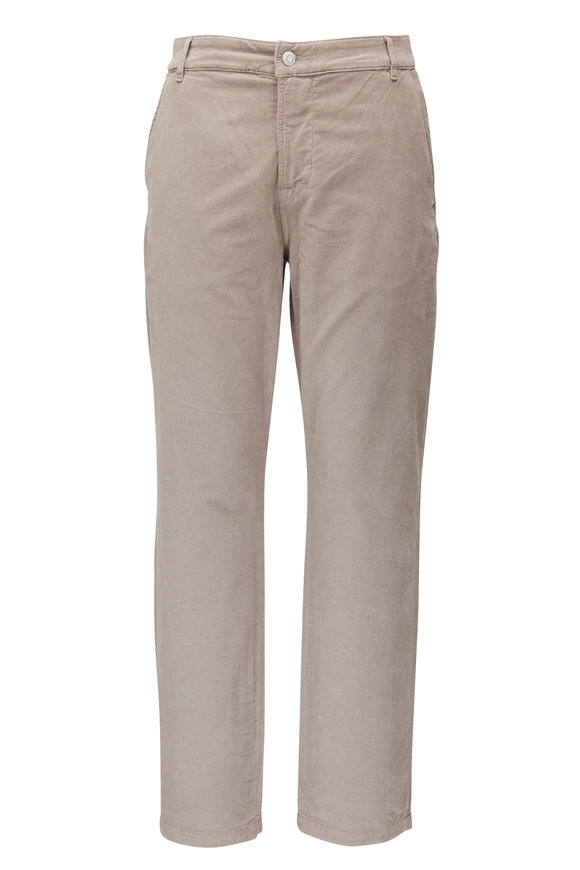 Hudson Clothing Blake Ash Corduroy Slim Straight Jean