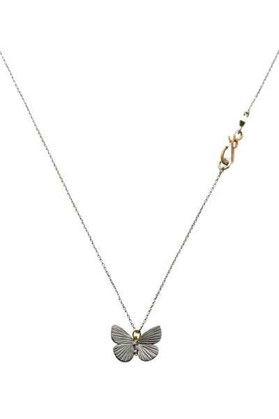 James Banks - Sterling Silver Baby Asterope Necklace