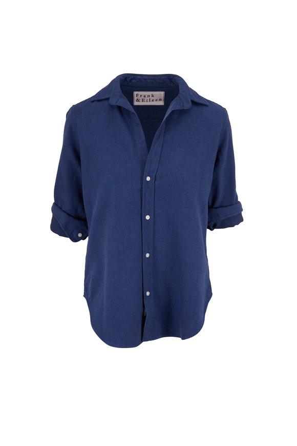 Frank & Eileen Frank Blue Flannel Button Down Shirt