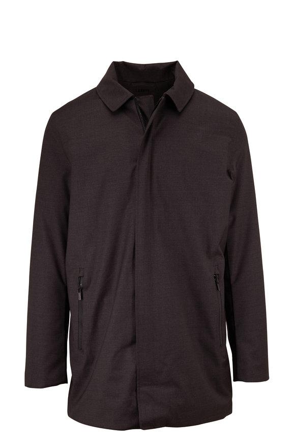 UBR Regulator Gray Wool Coat