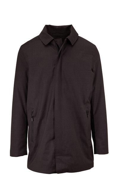 UBR - Regulator Gray Wool Coat
