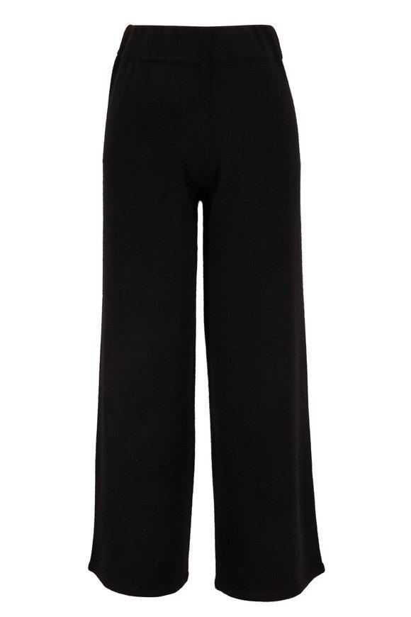 Raffi  Essential Black Cashmere Pant