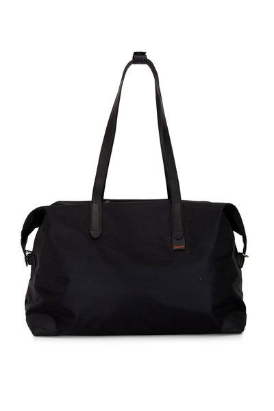 Swims - 48-Hour Black Waterproof Nylon Holdall Bag