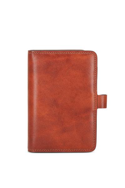 Bosca - Brown Leather Field Journal