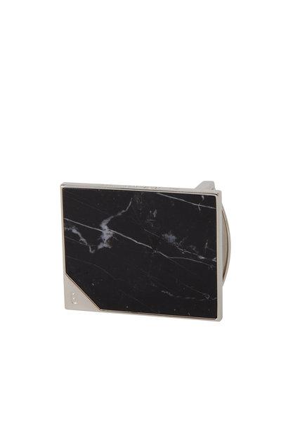 Berluti - Corner Nero Marble Belt Buckle