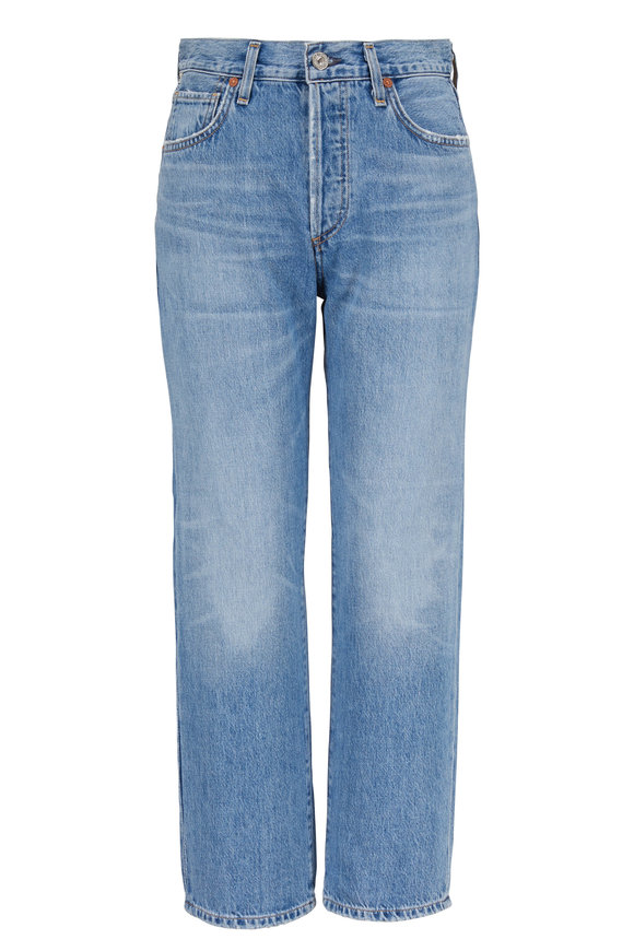 Citizens of Humanity Emery Tularosa High-Rise Relaxed Crop Jean