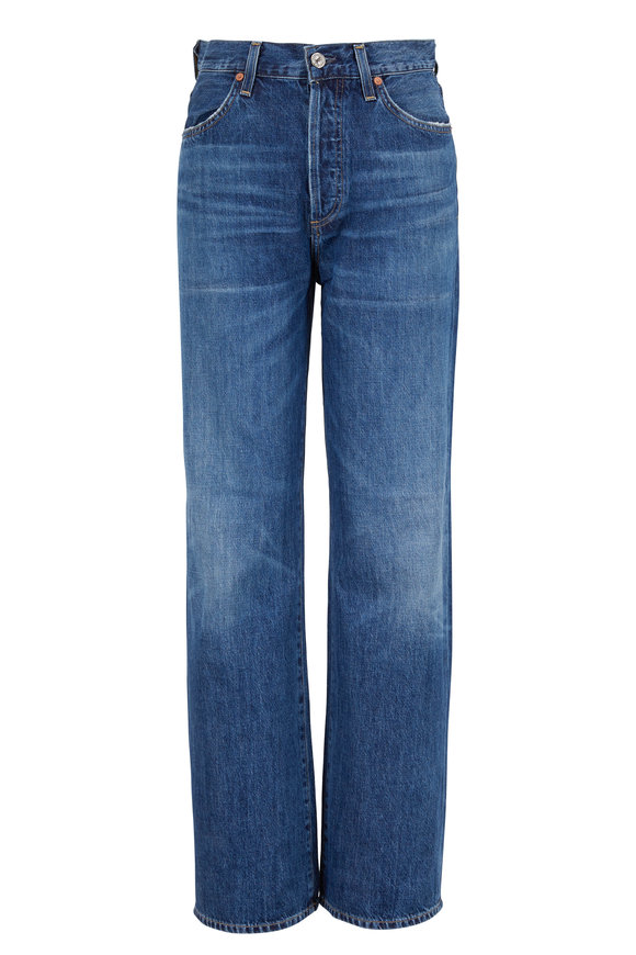 Citizens of Humanity Flavie Truth Straight Leg Jean