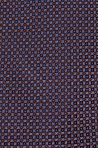 Brioni - Blue & Light Blue Geometric Squares Silk Necktie