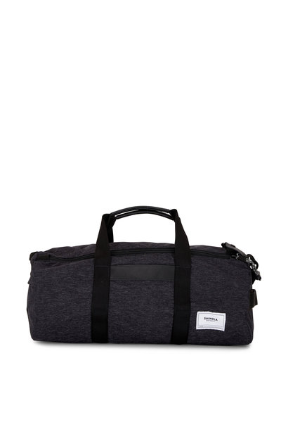 Shinola - Rambler Gray Nylon Duffle Bag