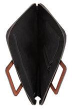 Berluti - Lift Mogano Small Scritto Calf Leather Briefcase