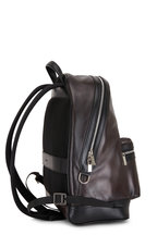 Berluti - Explorer Ice Black Medium Leather Backpack