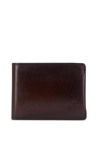 Berluti - Ice Black Essentiel Leather Wallet