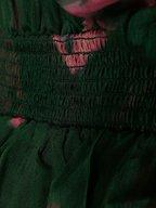 Zimmermann - Multicolor Poppy Silk Tiered Frill Dress