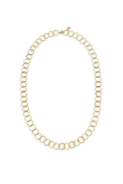 Temple St. Clair - Hexagon Link Necklace