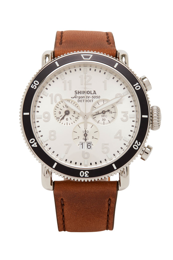 Shinola The Runwell Sport Chrono Watch, 48mm