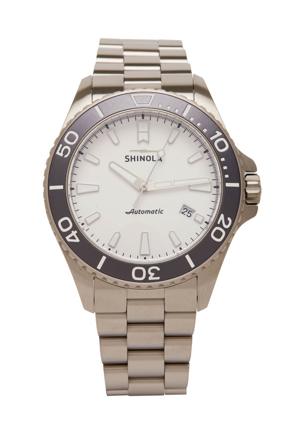 Shinola The Ice Monster Automatic, 43mm