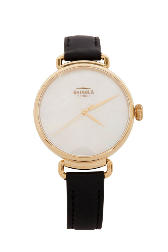 Shinola The Canfield Watch, 38mm