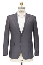 Ermenegildo Zegna - Grey Tonal Plaid Wool Sportcoat