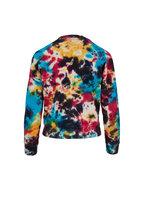 Mother Denim - The Square Tie Dyed Crewneck Sweatshirt