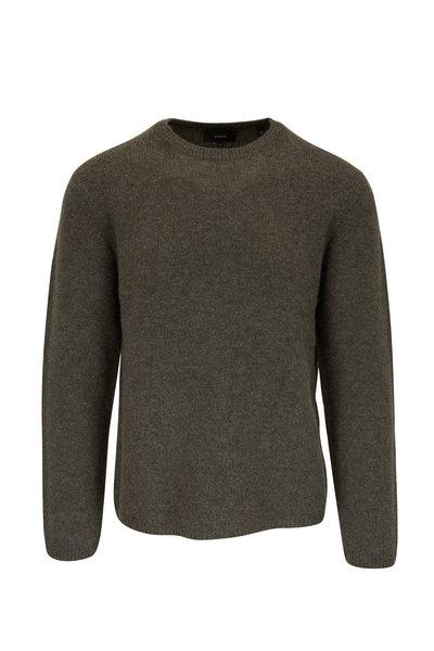 Vince - Sierra Pine Cashmere Crewneck Sweater