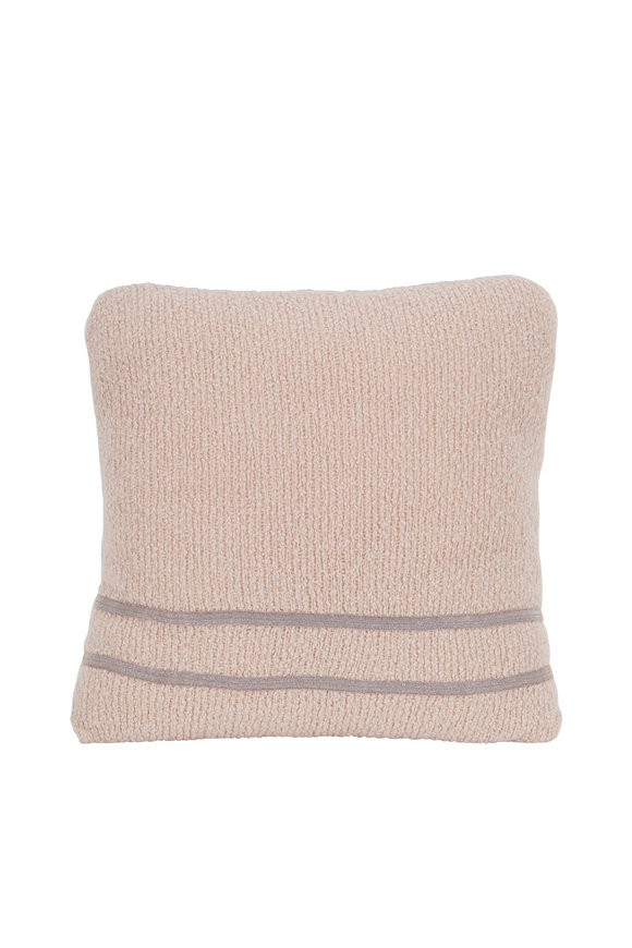 Brunello Cucinelli Twine Wool Pillow