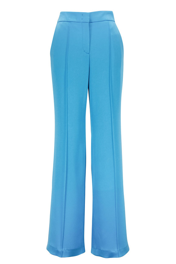 Dorothee Schumacher Article Classy Turquoise Statement Pant